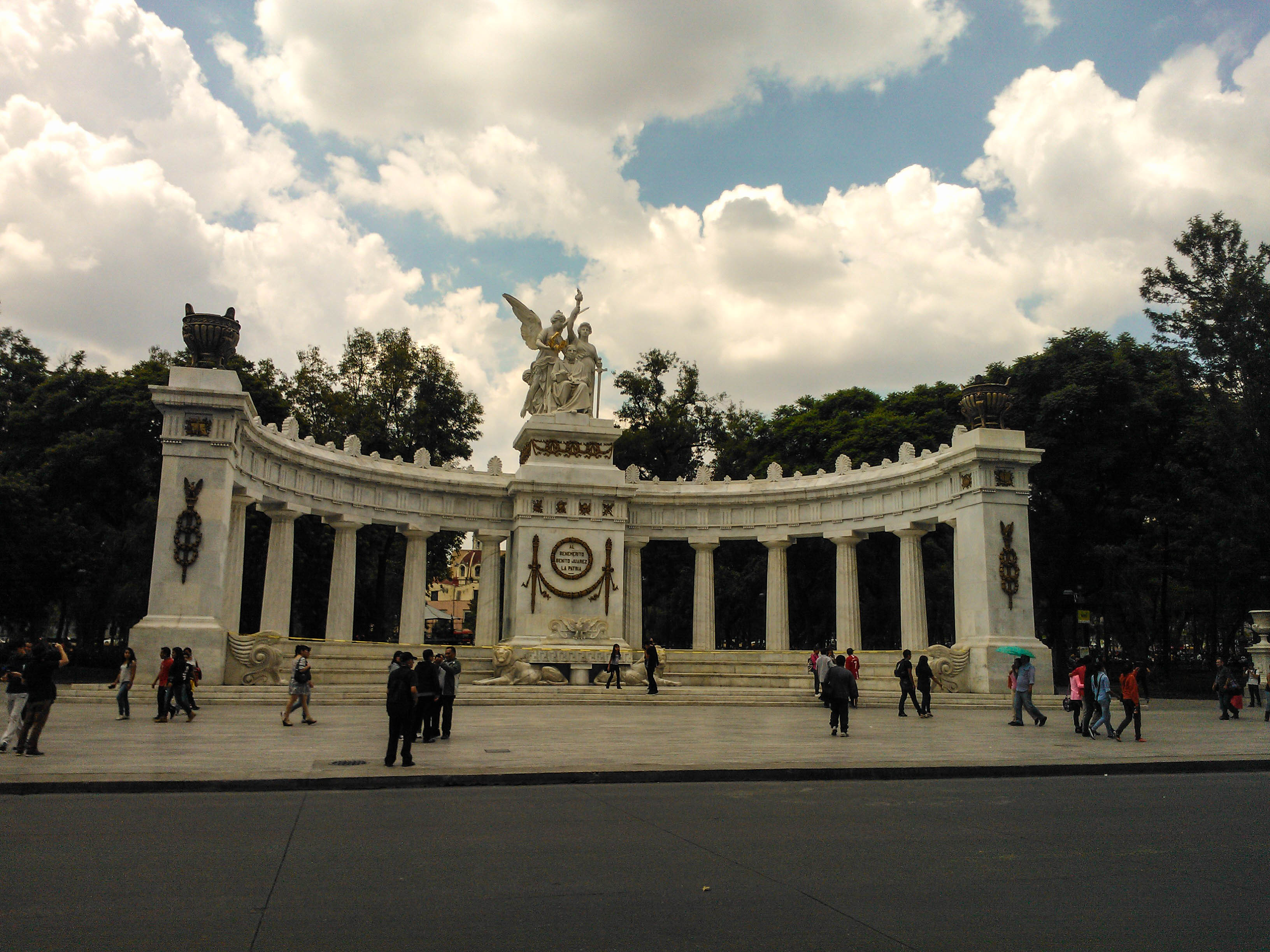 Juarez is one of the Places to Visit in Mexico City