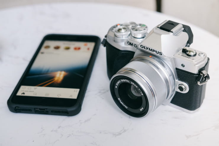 fashion Instagram blogger photography tips