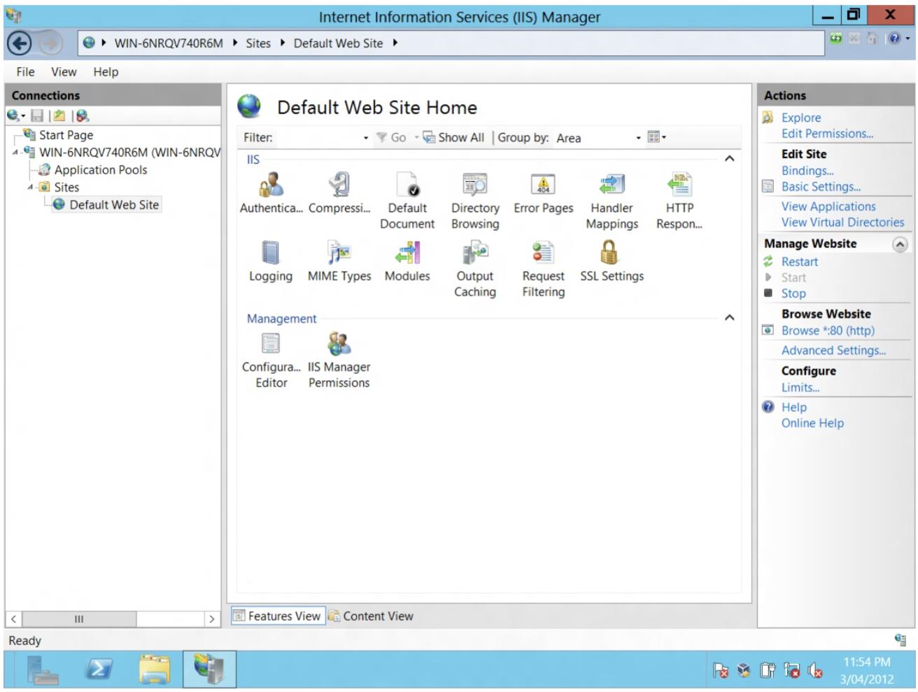 Install Ssl Certificate Microsoft Iis 8