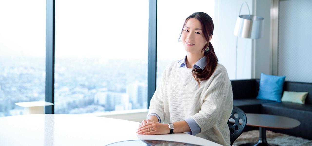 株式会社プラスカラー 佐久間映里 女性が輝き続けられる社会づくりを目指す