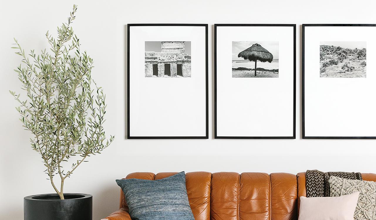 Custom picture frames online art framing framebridge new gallery walls jeuxipadfo Choice Image