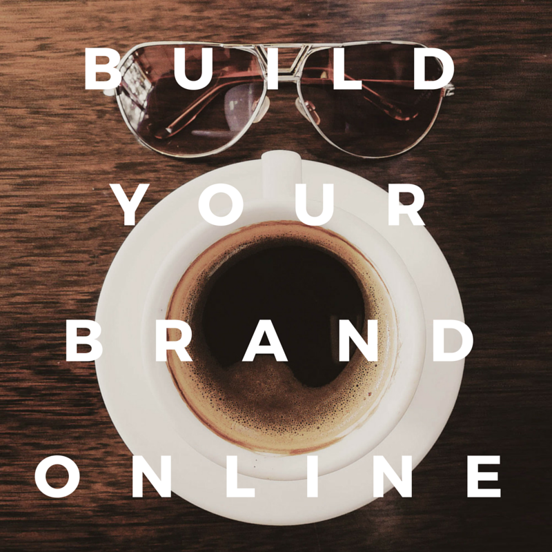 Building Your Brand Online as a Writer