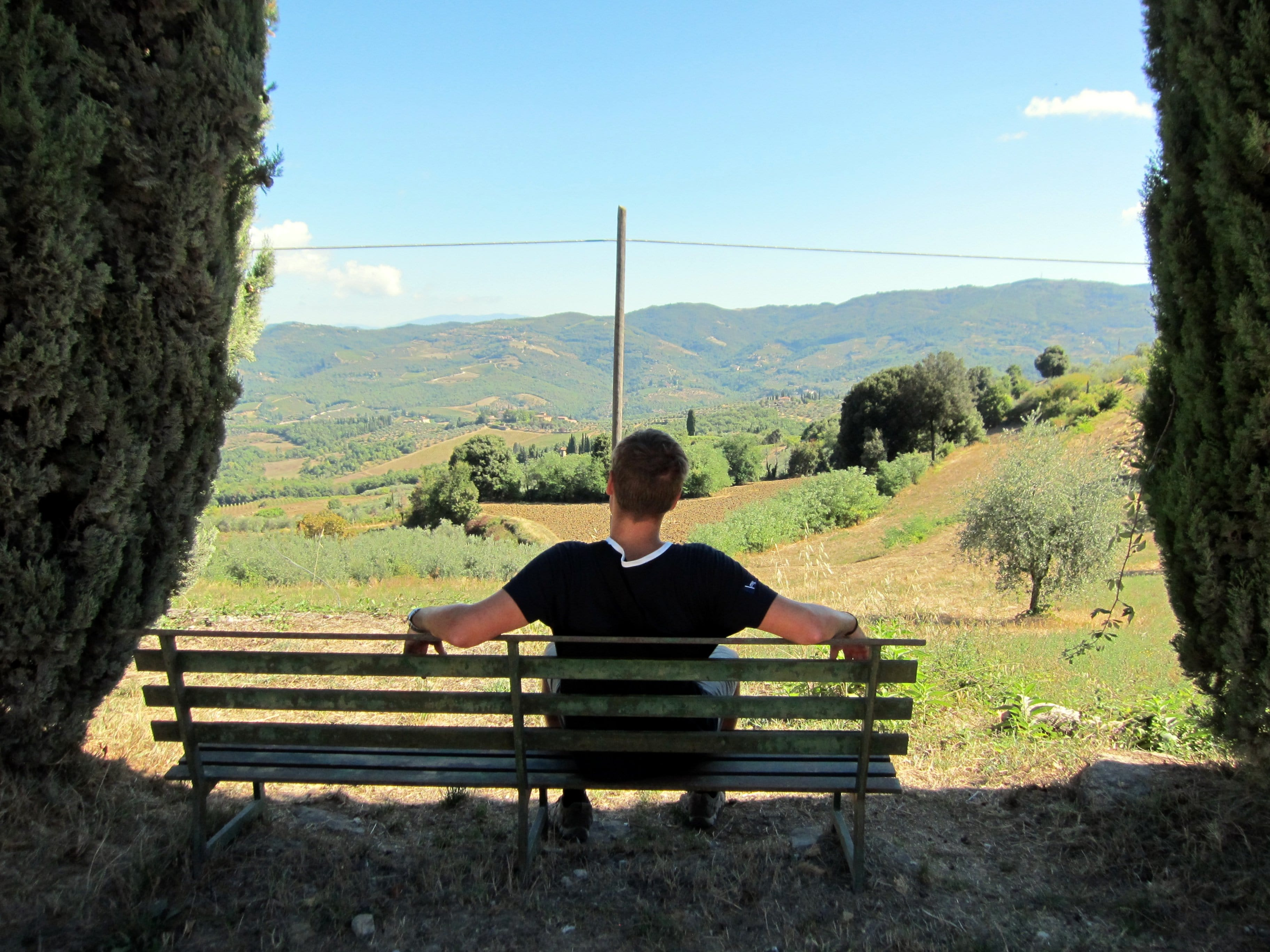 Where to stay in Italy for amazing wine? Obviously, Tuscany