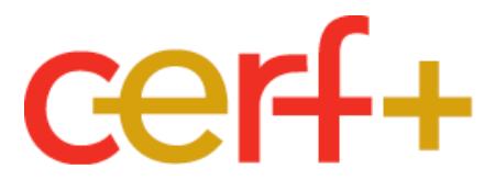 cerf+ logo
