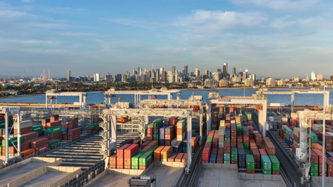 Victorian International Container Terminal Protected Industrial Action 2021