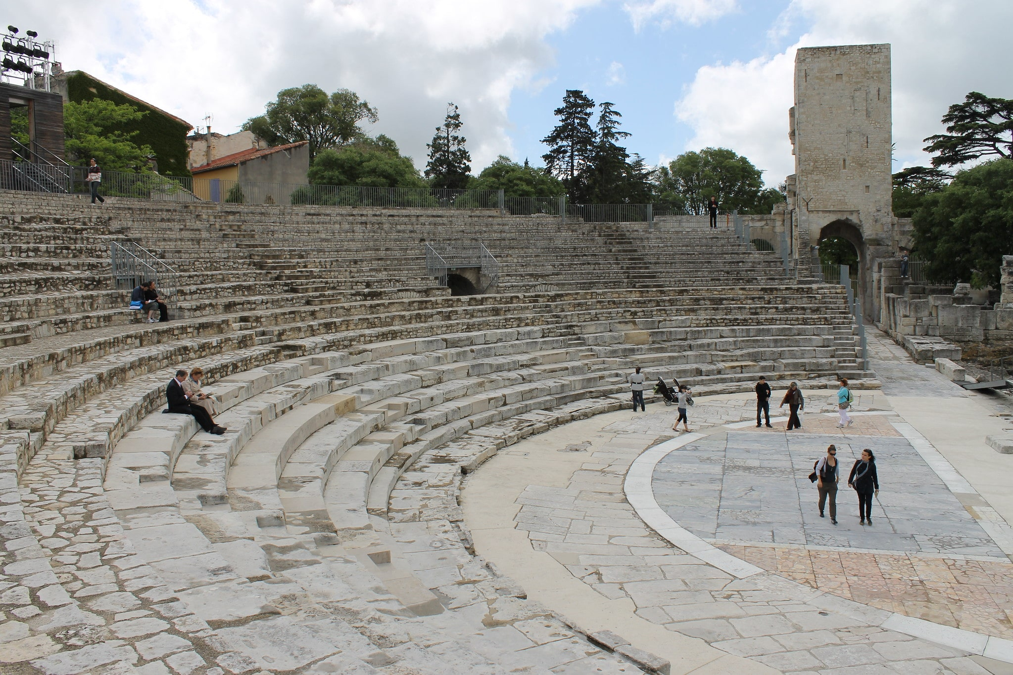Exploring the Roman ruins in Arles is a great thing to do in France