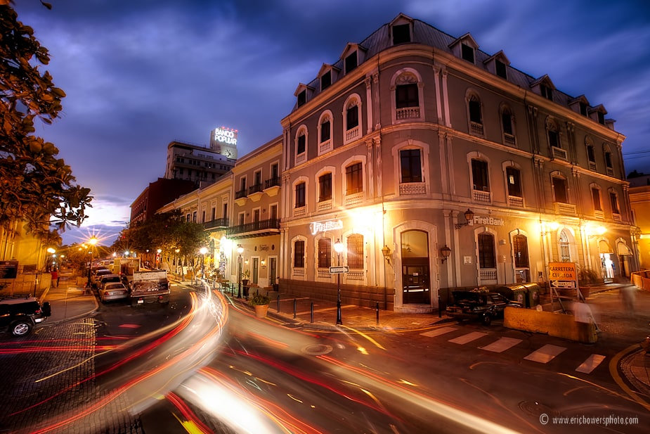 Immersing yourself in the nightlife what to do in San Juan Puerto Rico