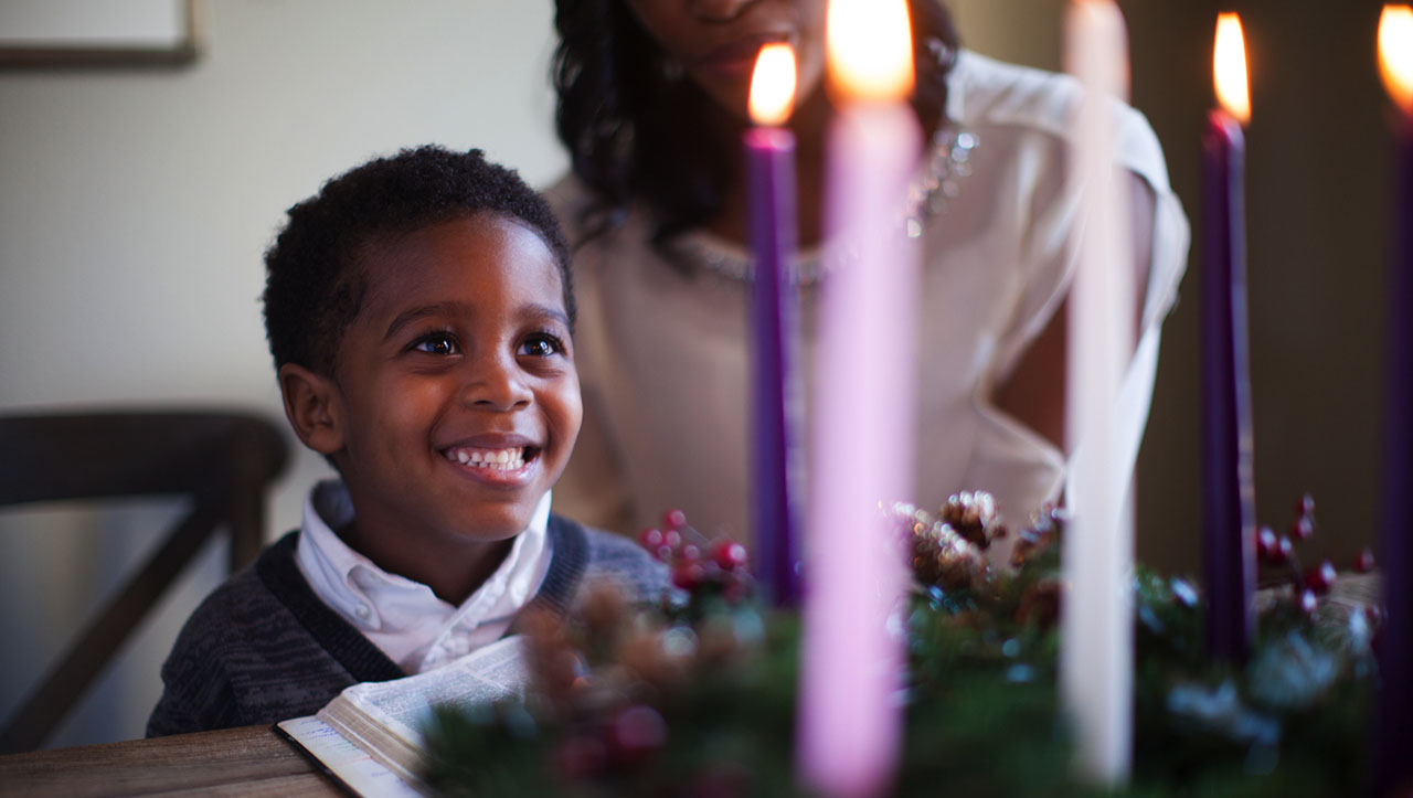 4 Reasons to Start an Advent Candle Tradition with Your Family