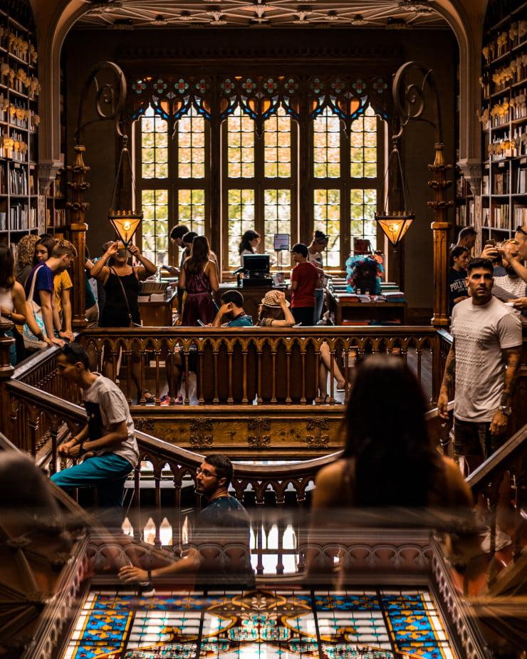 university information through social media