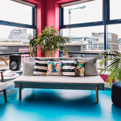 Huckletree Huckletree D2 Lounge