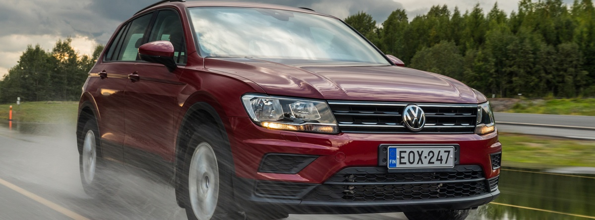 Volkswagen Tiguan 2018: un coche sencillo, pero exclusivo