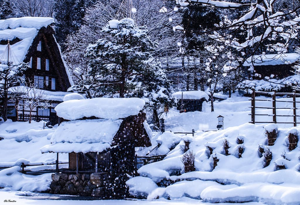 Japan in winter best time to visit japan