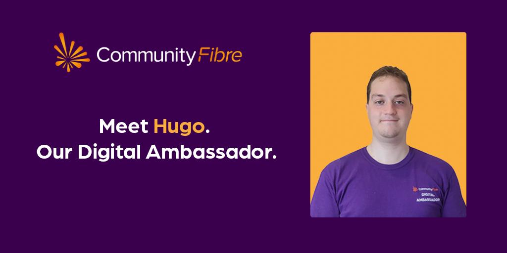 Meet our Digital Ambassadors: Hugo Cerda