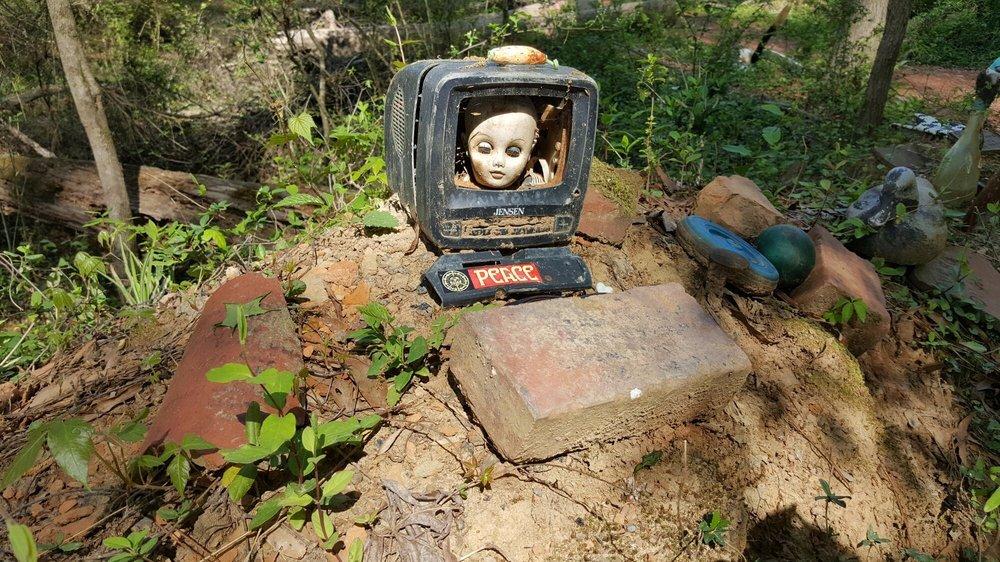Doll's Head Trail - Secret Spots Atlanta