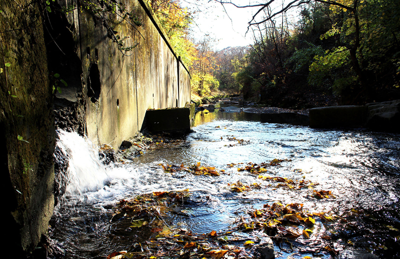 combined sewer overflow Pittsburgh