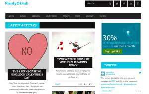 dating website marketing