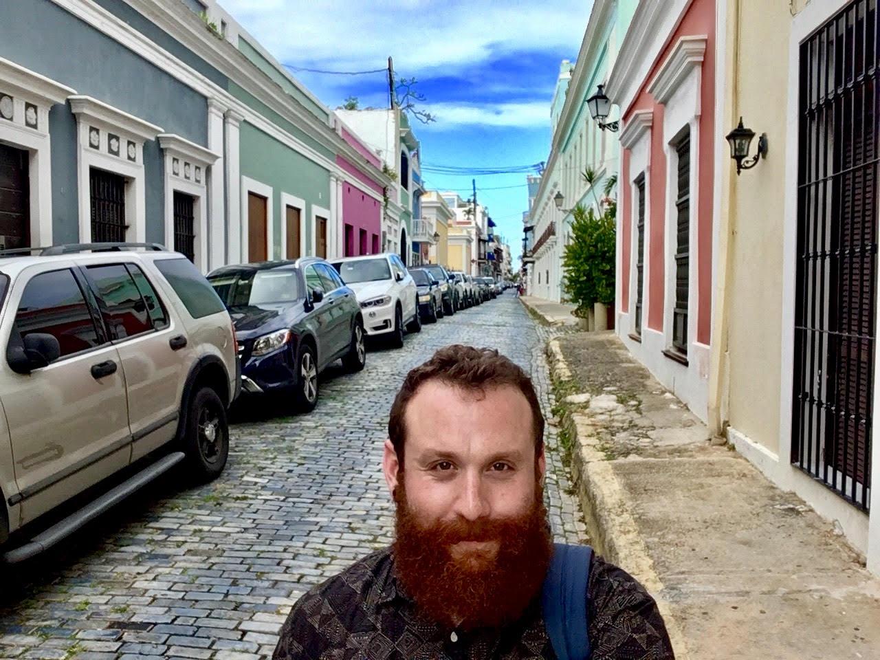 Sam ViaHero San Juan Travel...