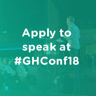 Apply here to speak at GrowthHackers Conference