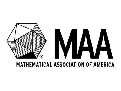 Mathematical Association of America (MAA) logo