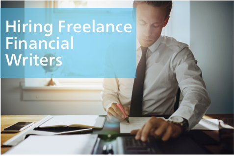 Hiring Freelance Financial Writers