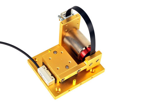 image of Gold Plated Voice Coil Linear Position Stage