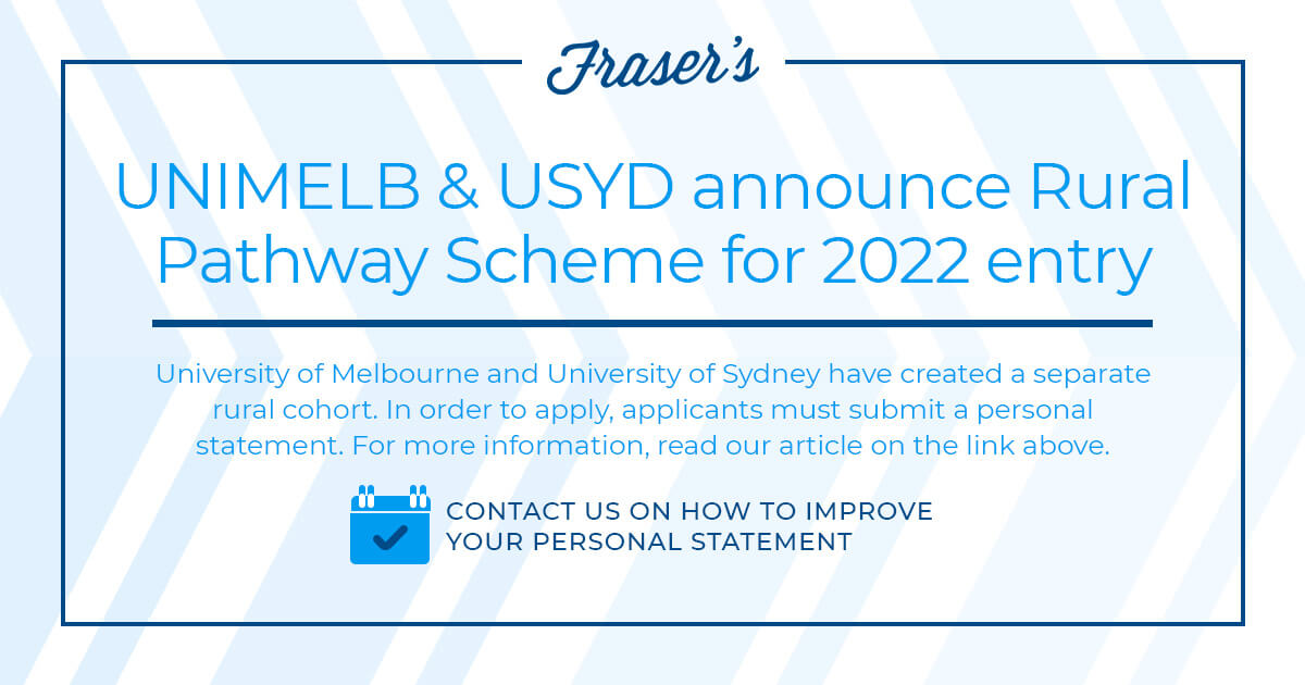 Pathways To Medicine: USYD and UniMelb Rural Med Entry featured image