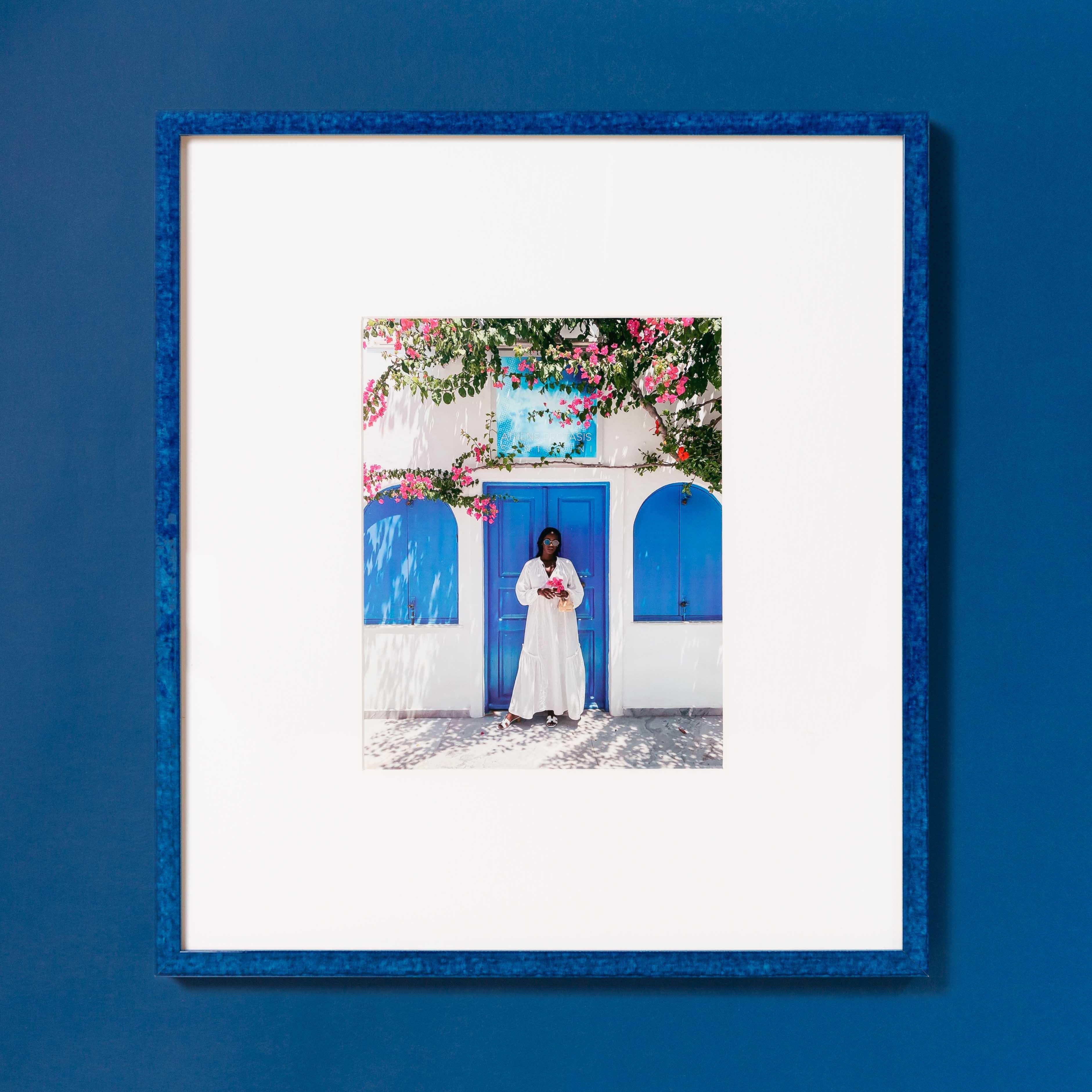 photo of Santorini
