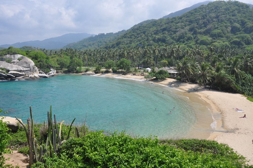 tayrona national park what to see in Colombia