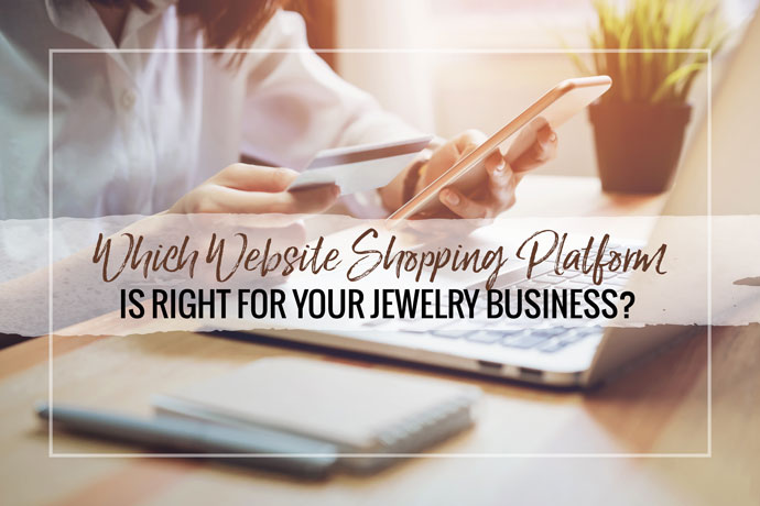 Learn more about the benefits of having your own website for selling jewelry and find the one that works best for you.