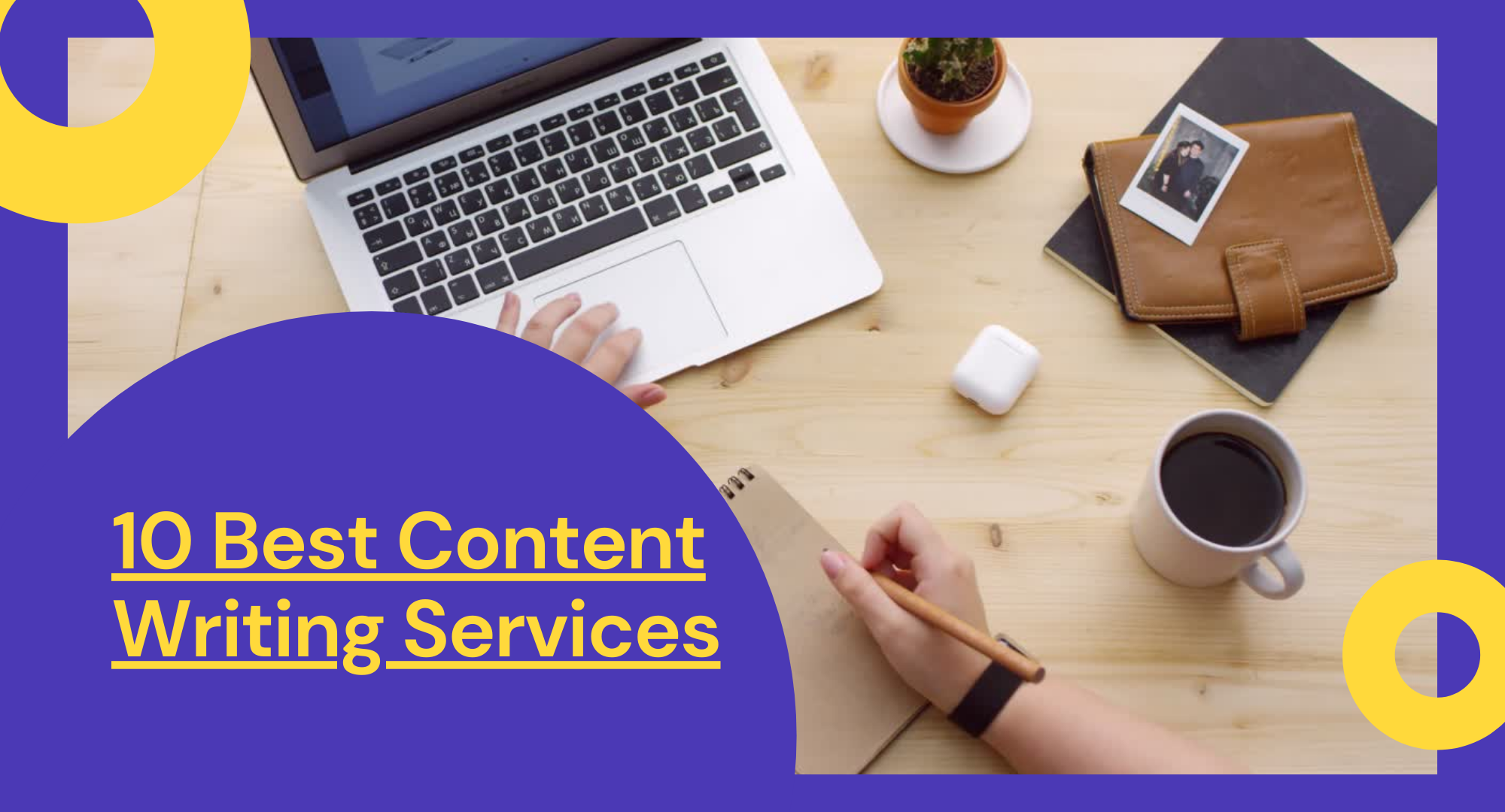 10 Best Website Content Writing Services