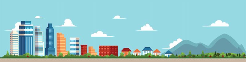 diversity buildings city green infrastructure