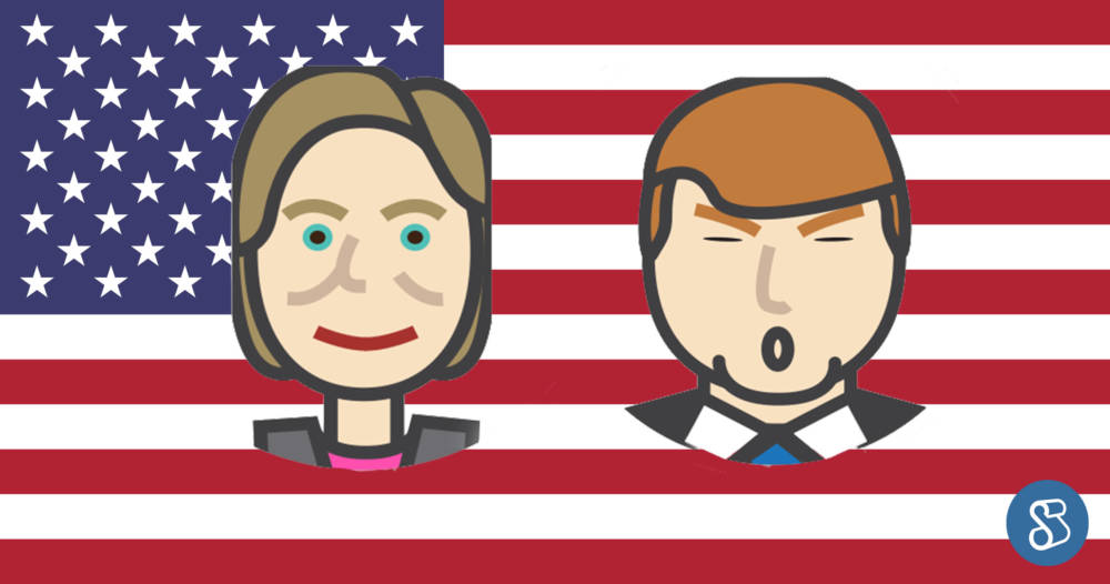 Lexical Analysis of the Second 2016 Presidential Debate