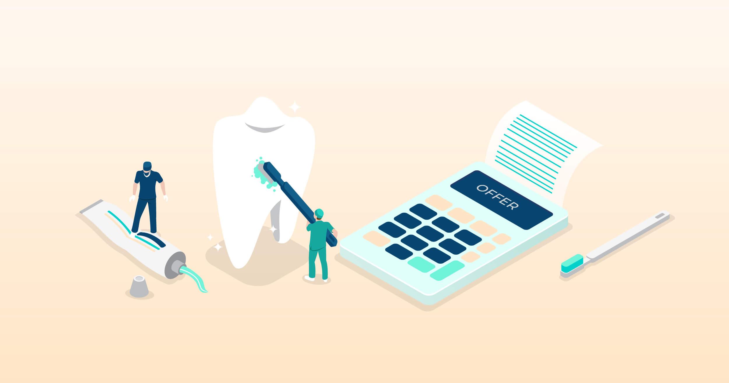 Postgraduate Dentistry Offer Calculator featured image