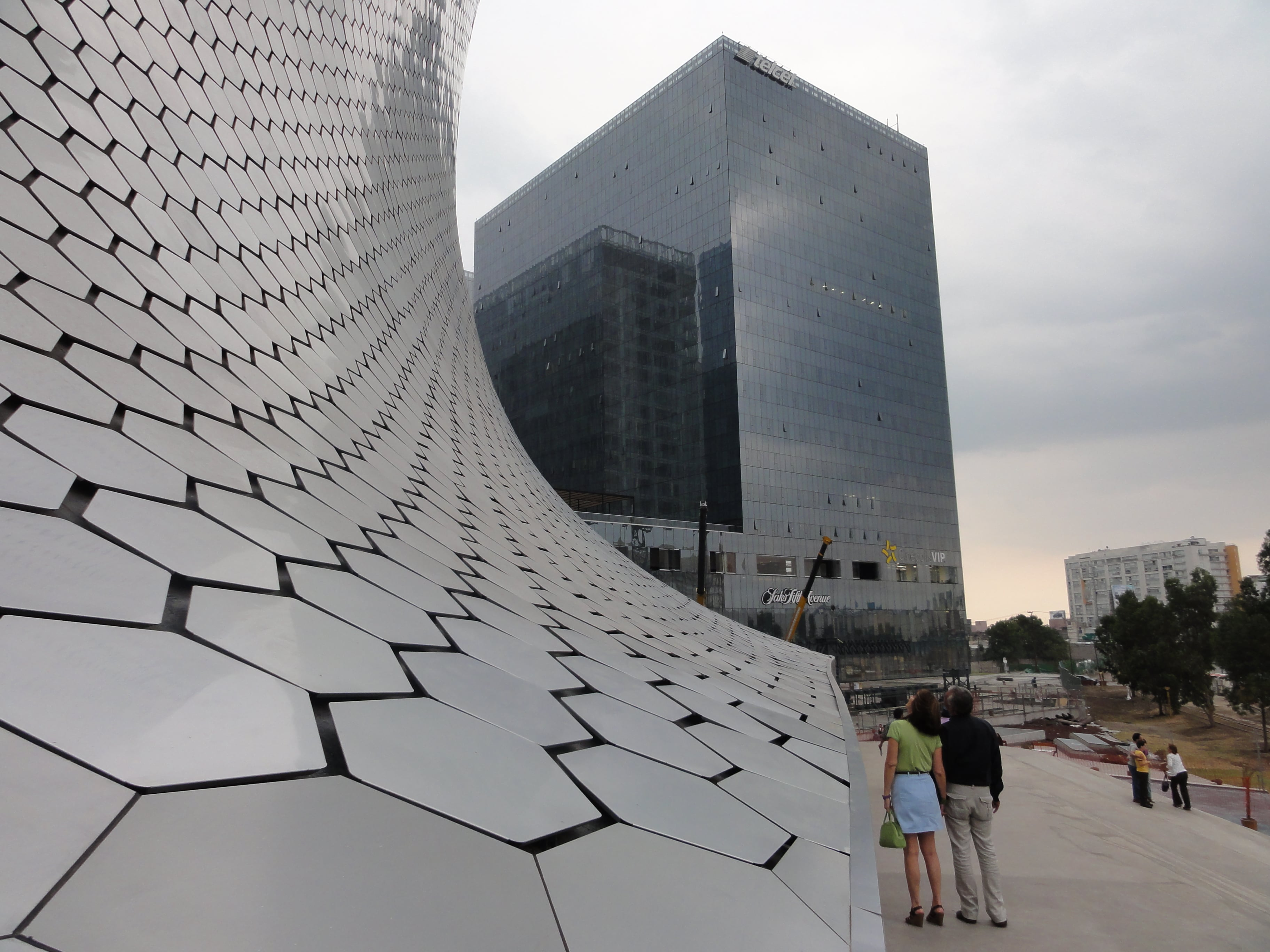Museo Soumaya is a Mexico City must see