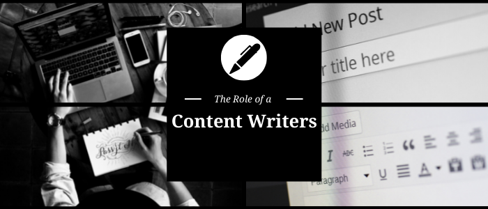 The Role of a Content Writer in Business