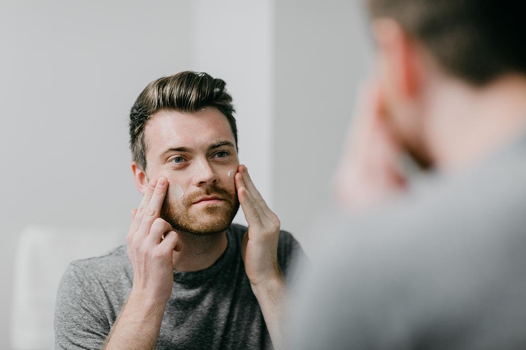 dry skin treatment for men