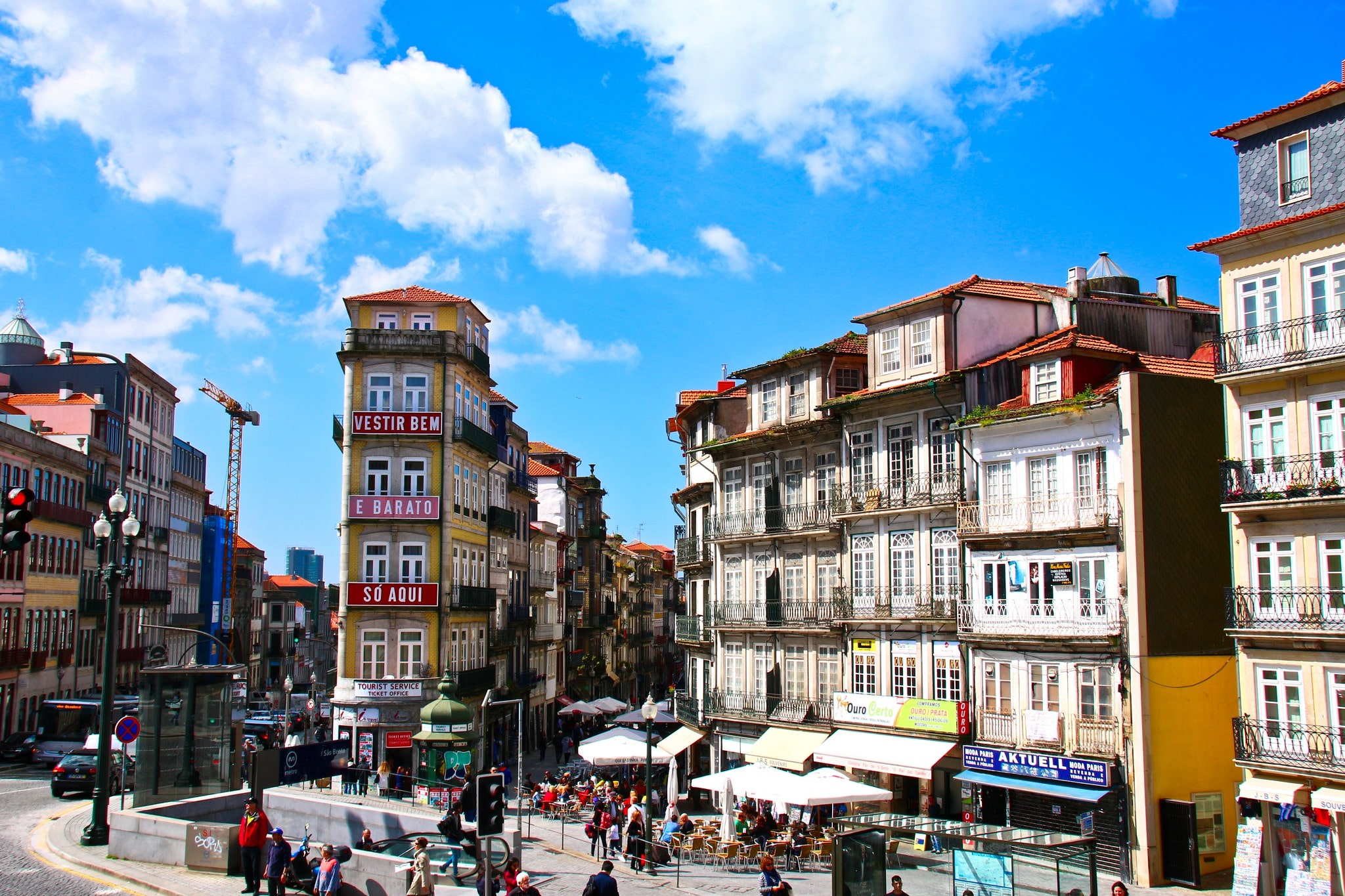 Where to stay in Porto for incredible wine and views? Porto
