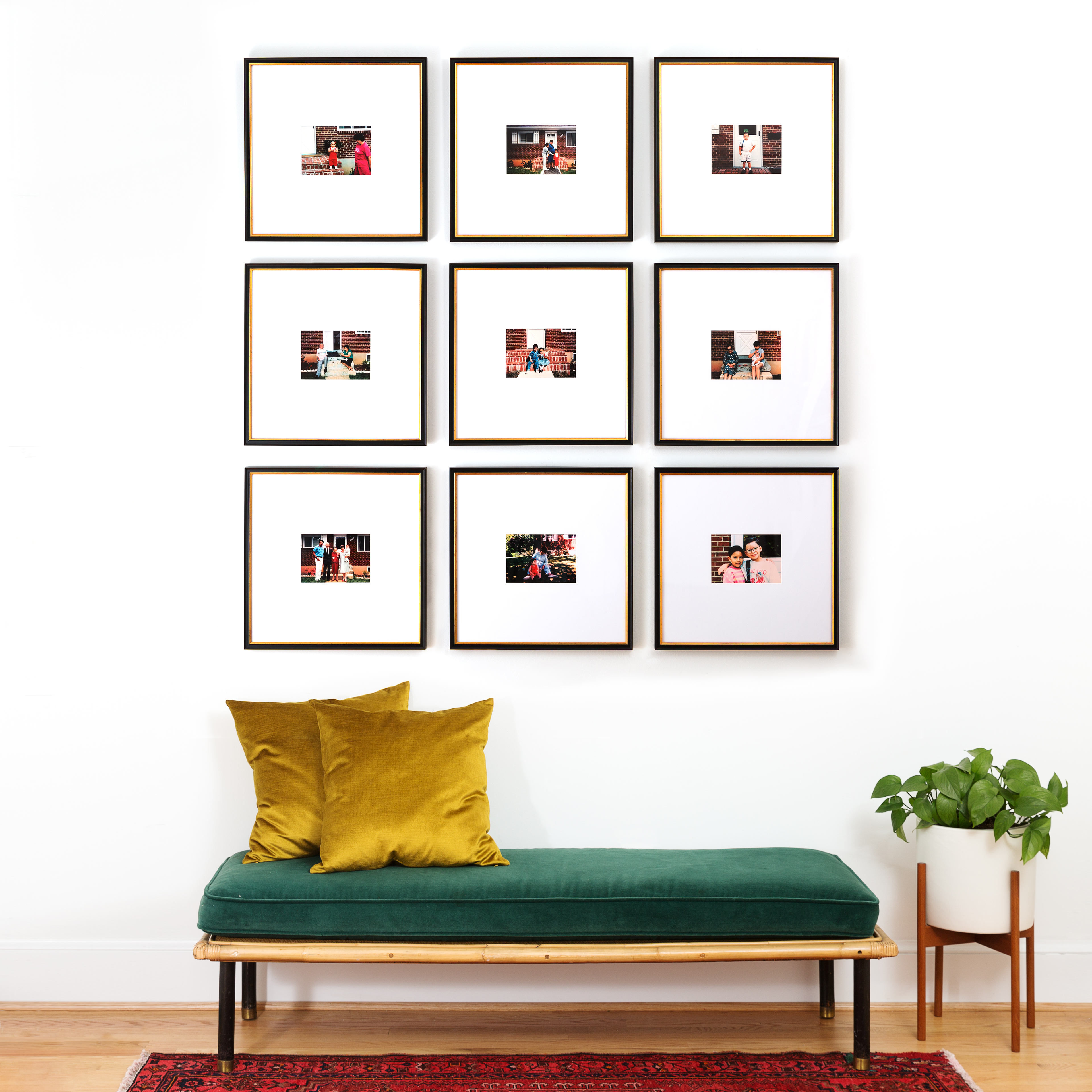 8cf89c256d3d How to Choose Photos for Your Gallery Wall