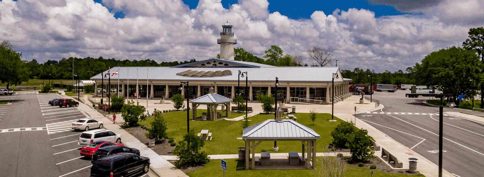An Alabama Welcome Center