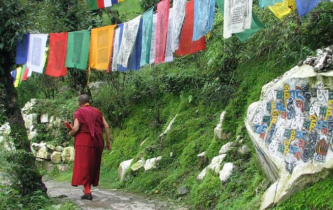 Voyage spirituel en Inde