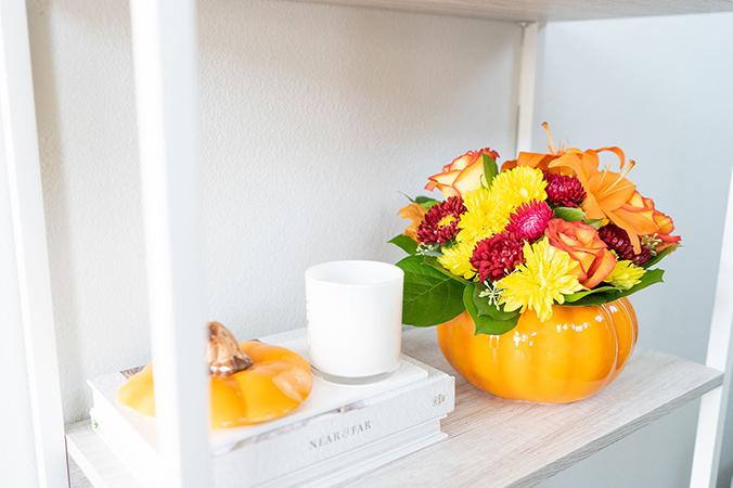 The Best 3 Pumpkin Vase Arrangements