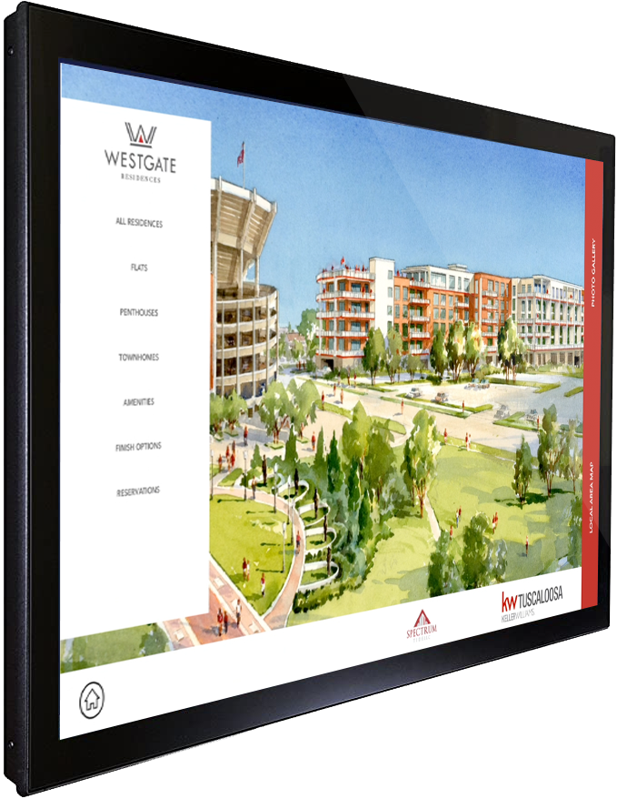 Westgate sold 60 units pre-construction, which secured project financing.