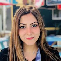 Kamelia Aryafar headshot