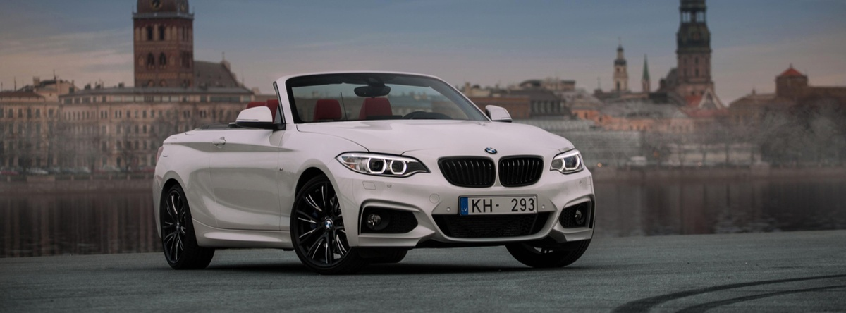 BMW Serie 2 2016: características, precio y atributos