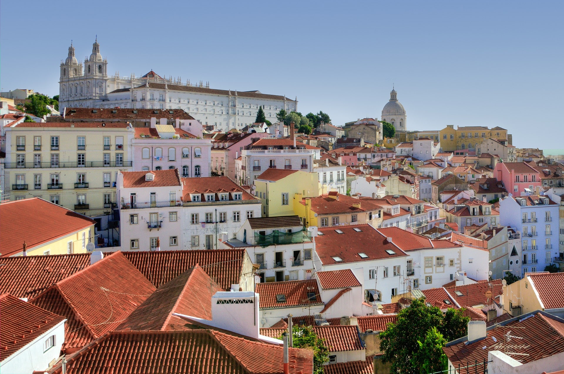 Lisbon is a great place to visit in Portugal