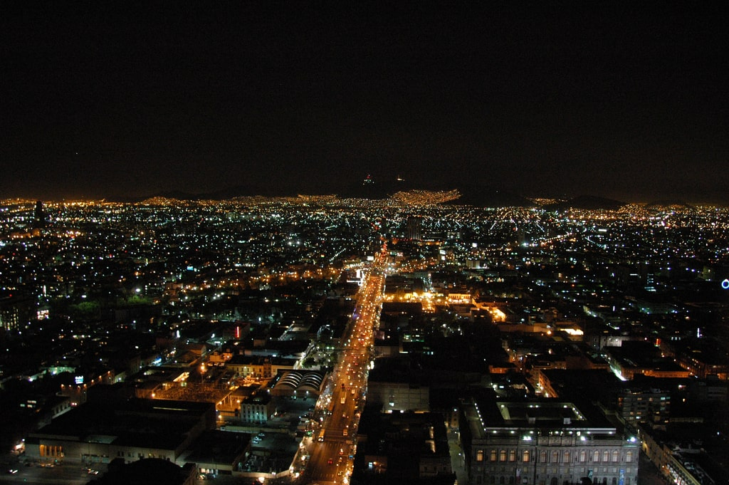 Some neighborhoods are not the best neighborhoods to stay in Mexico City