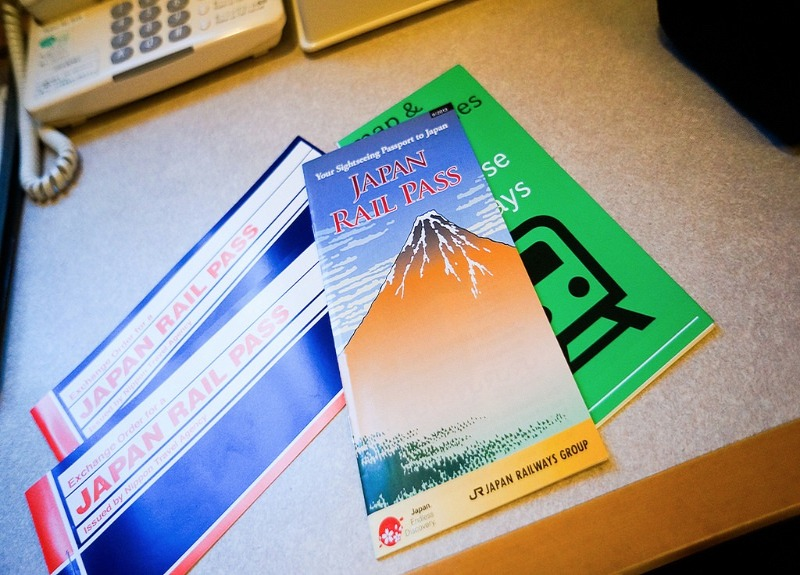 How to Use the Japanese Rail Pass