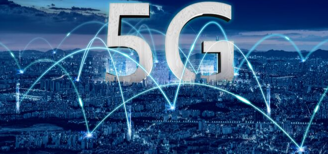 5G connected city