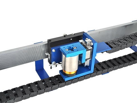 image of Hybrid Air Bearing XZ Positioning System