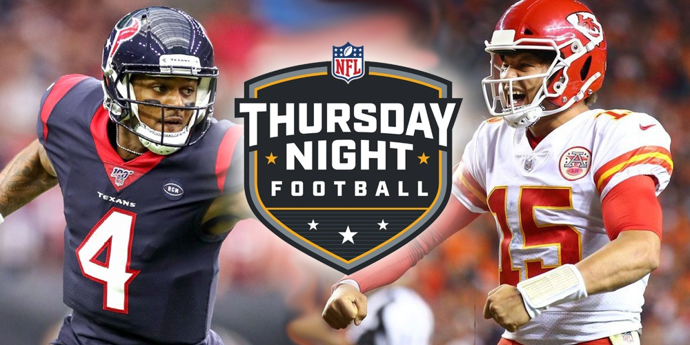 Thursday Night Football Preview Texans At Chiefs